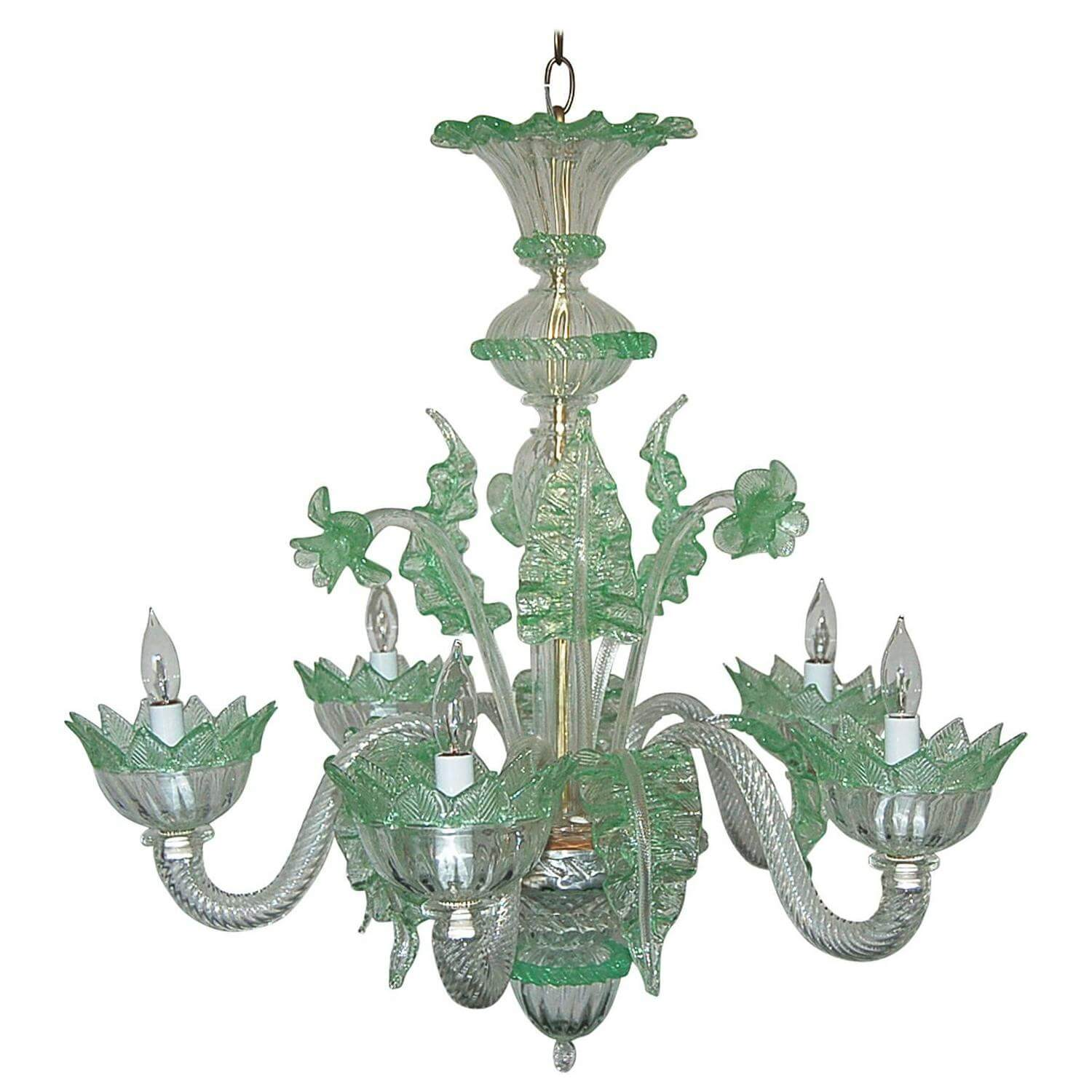 chandelier green plus vintage gallery product design amber