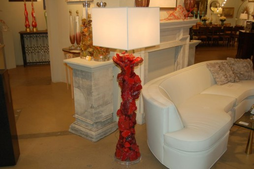 ROCK CANDY Floor Lamp in FIRETRUCK
