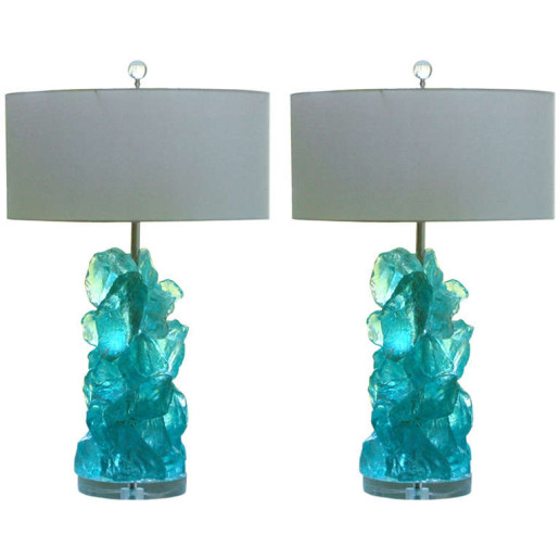 ROCK CANDY Lamps in SWIMMING POOL