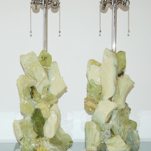 ROCK CANDY Lamps in LEMON CURD