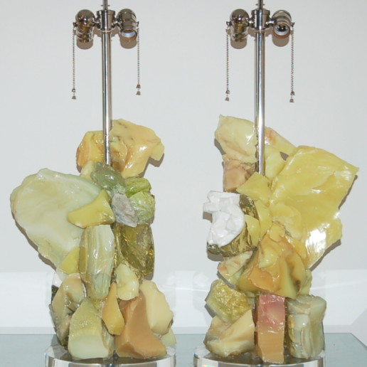 ROCK CANDY lamps in TROPICAL FRUIT